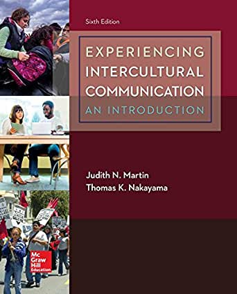 experiencing intercultural communication an introduction 6th edition pdf
