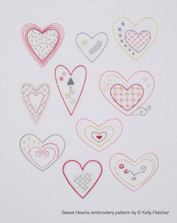 hand embroidery designs free download pdf
