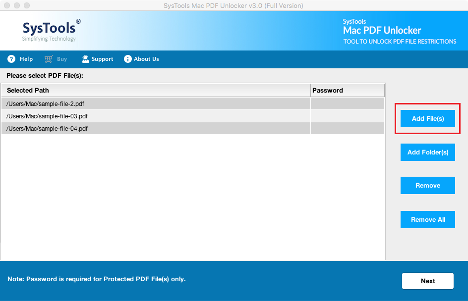how to removepassword protection on pdf in preview