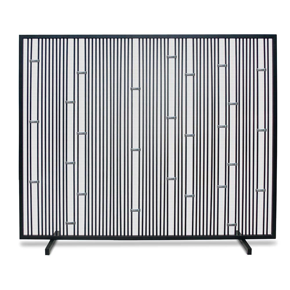 fireplace screen guide