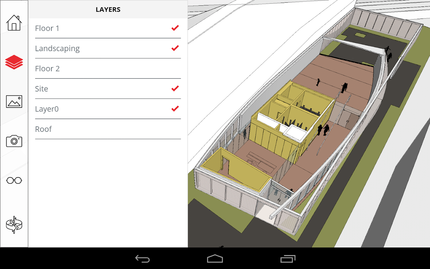 google sketchup application