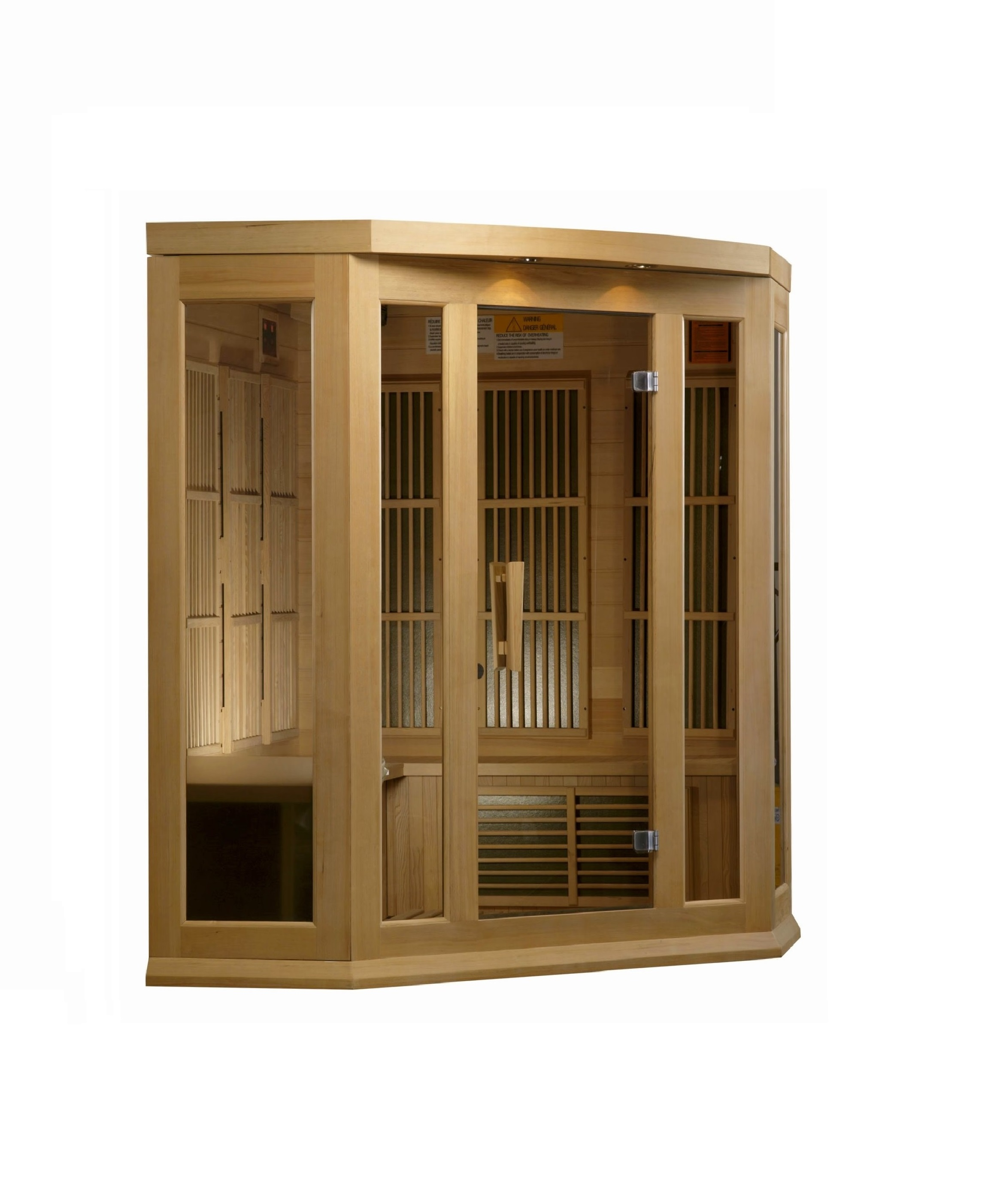 infra red sauna assembly instructions