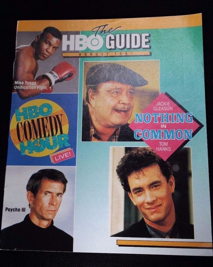 hbo tv guide