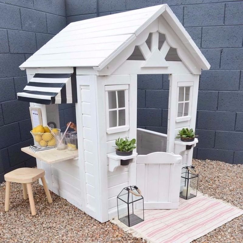 kmart cubby house instructions