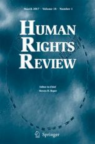 human rights definition pdf