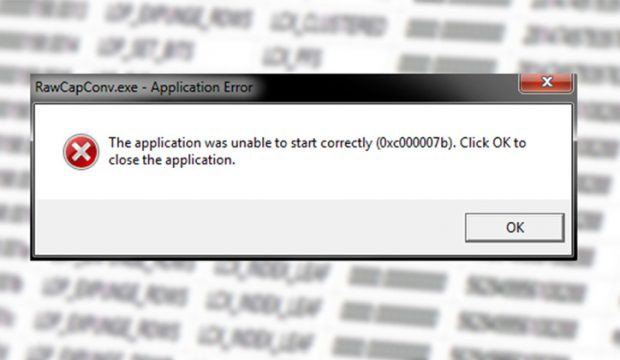 igfxtray exe the application was unable to start correctly