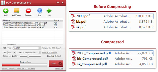 how to compress pdf file to 5mb