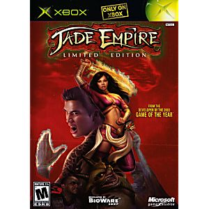 jade empire guide
