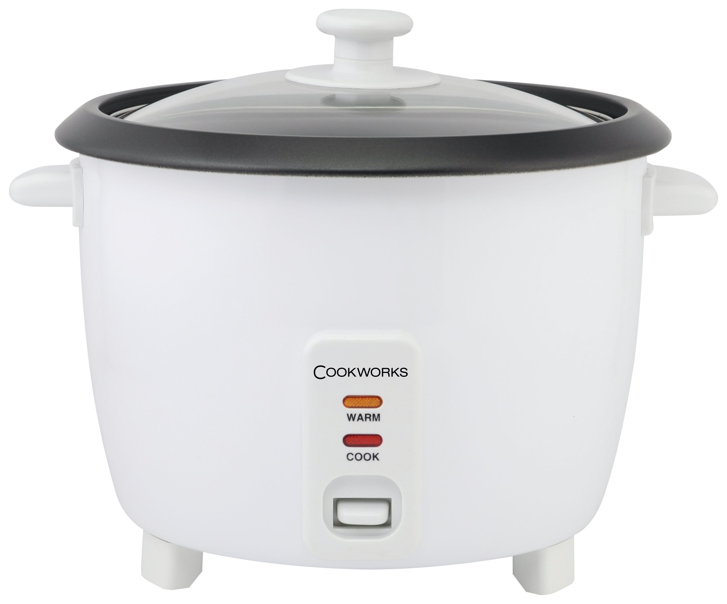 instructions cookworks rice cooker