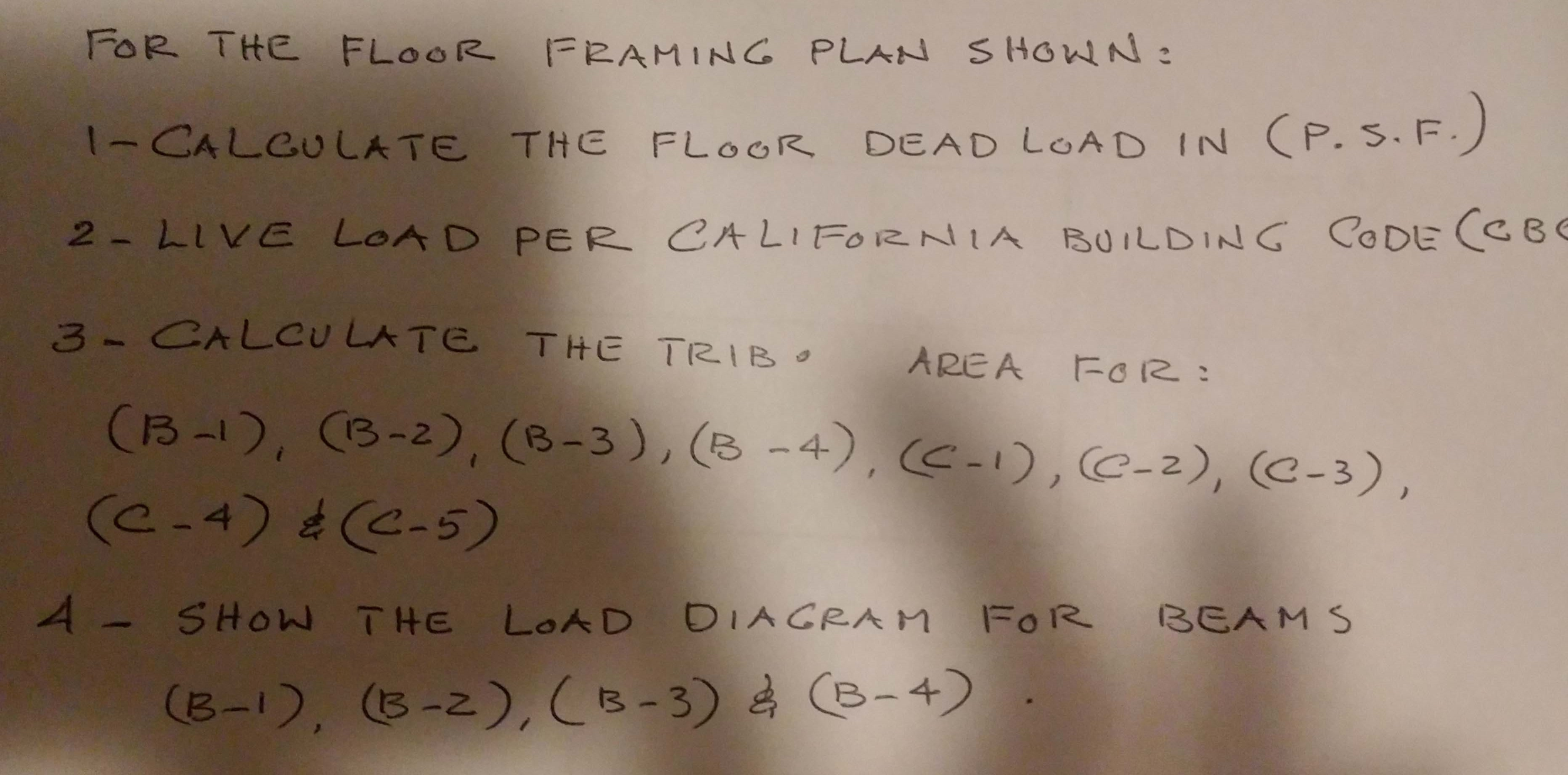 how to calculate load of a building pdf