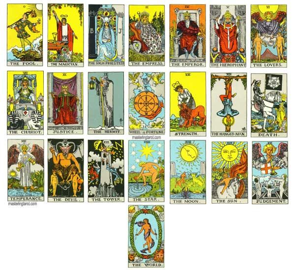 jung and tarot an archetypal journey pdf