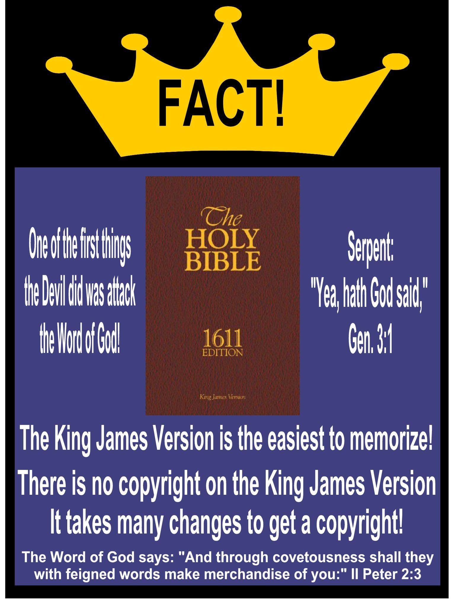king james bible glossary