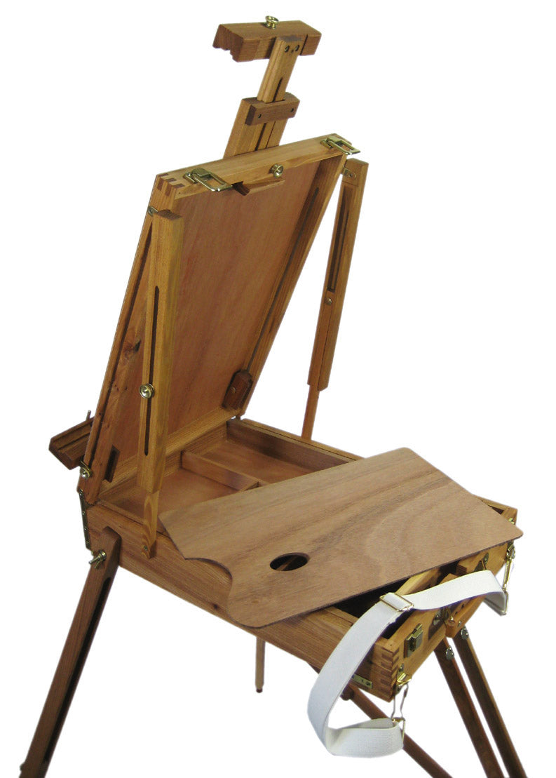 french box easel instructions