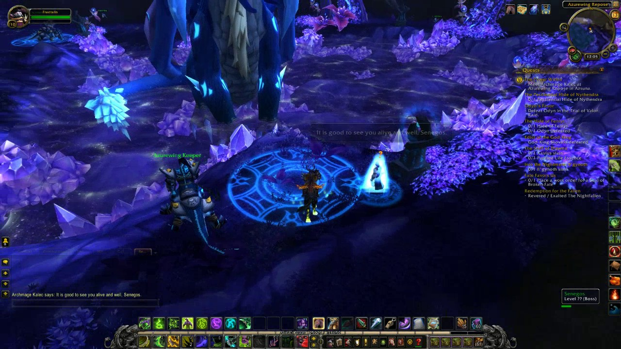 how to fly in legion guide