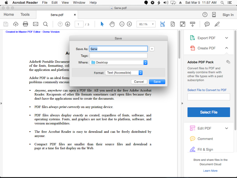 how to convert pdf into image file in adobe acrobat