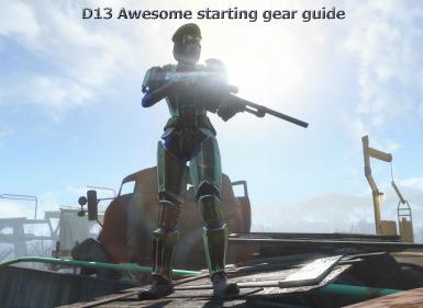 fallout 4 starting guide