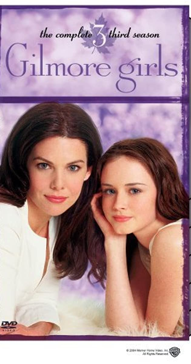 gilmore girls application anxiety