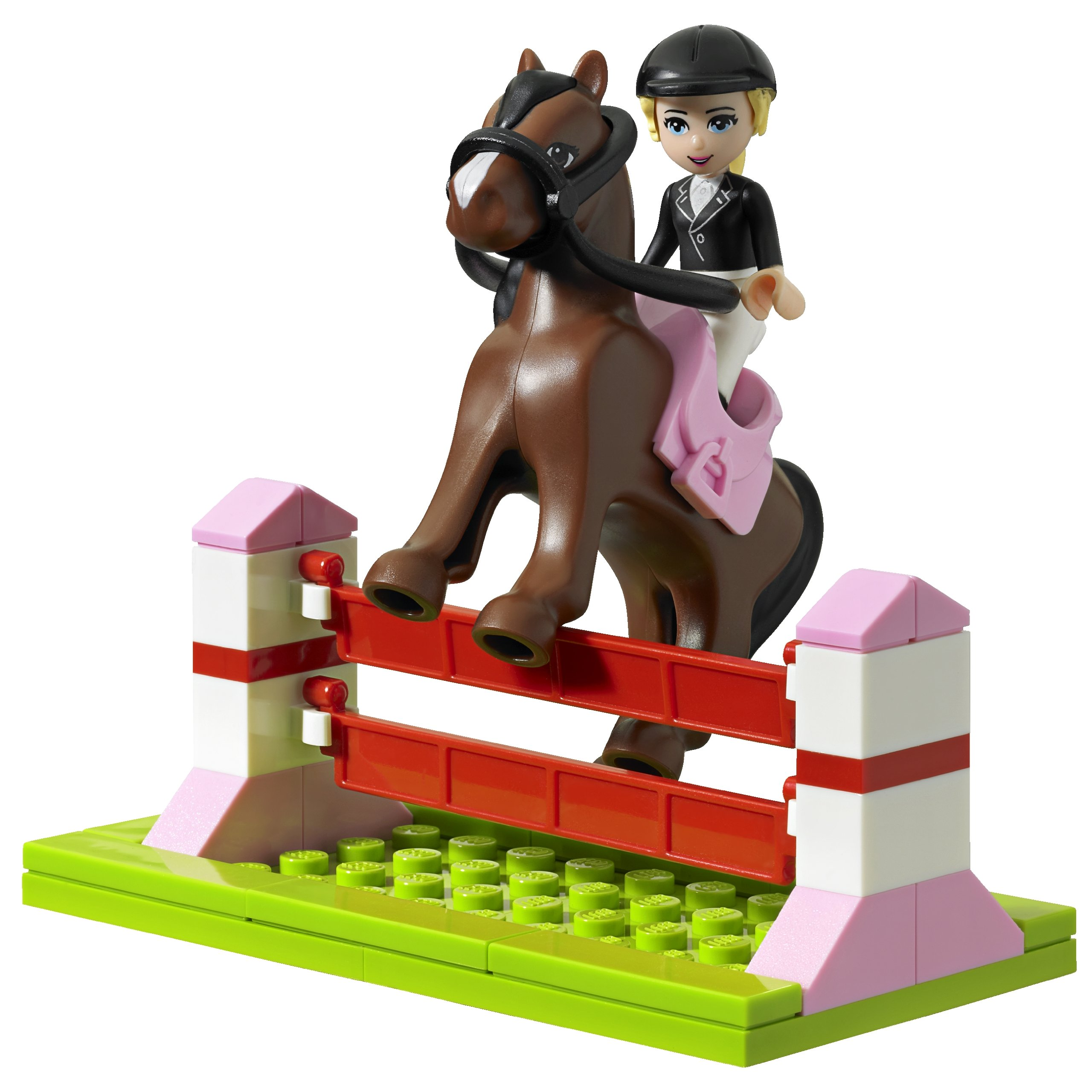 lego friends horse stable instructions 3189
