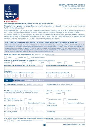 lotto application form
