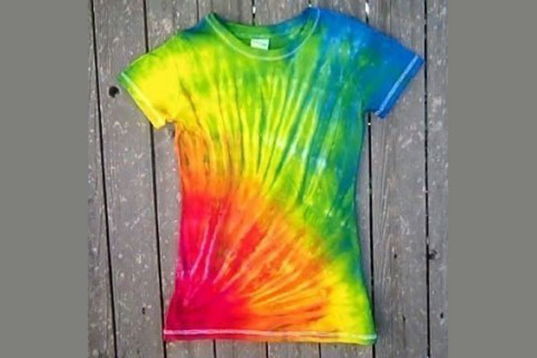 how to tie dye easy instructions for kids