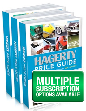 hagerty price guide