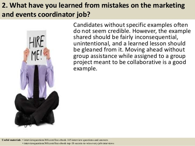 marketing interview questions and answers pdf