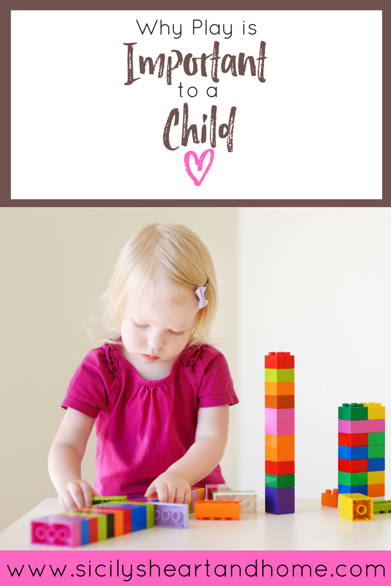 importance of play in child development pdf
