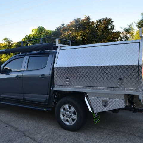 holden colorado ute dual cab manual with canopy