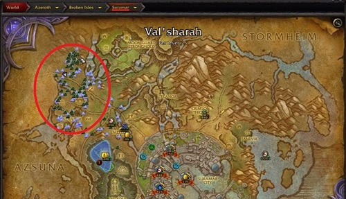 legion mining and herbalism guide