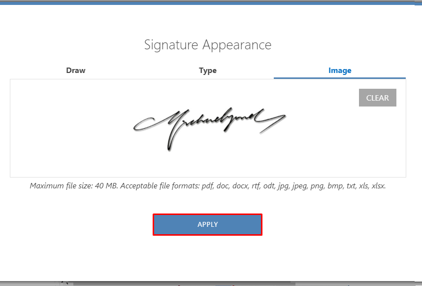 how to get your signature on a pdf