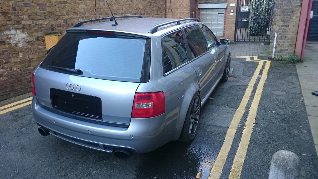 manual gearbox conversion for 2010 audi rs6