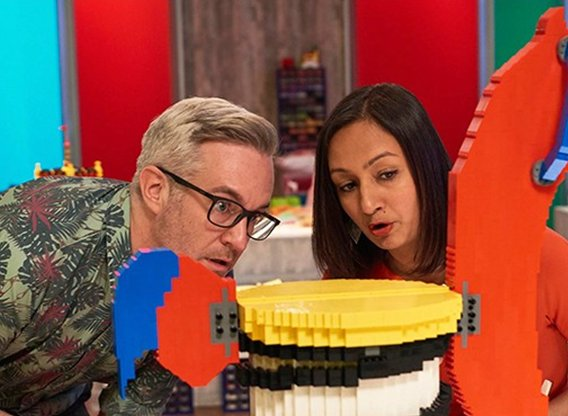 lego masters tv guide
