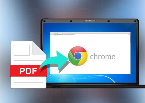 how to open pdf in chrome