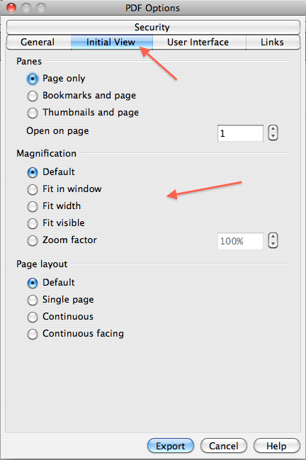how to set preview as default pdf application