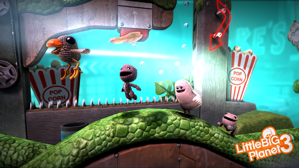 little big planet guide