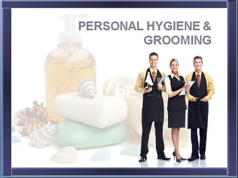 grooming standards in hospitality industry pdf