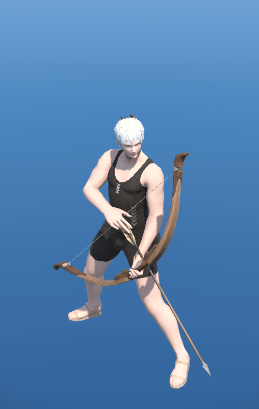 ffxiv archer leveling guide