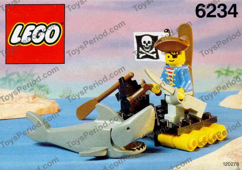 lego 6234 instructions