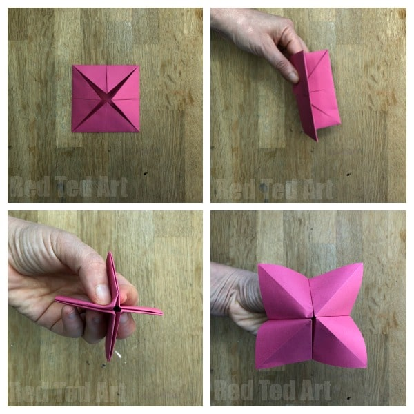 how to make a chatterbox instructions