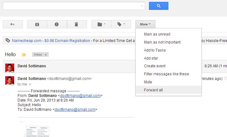 gmail download open pdf attachment