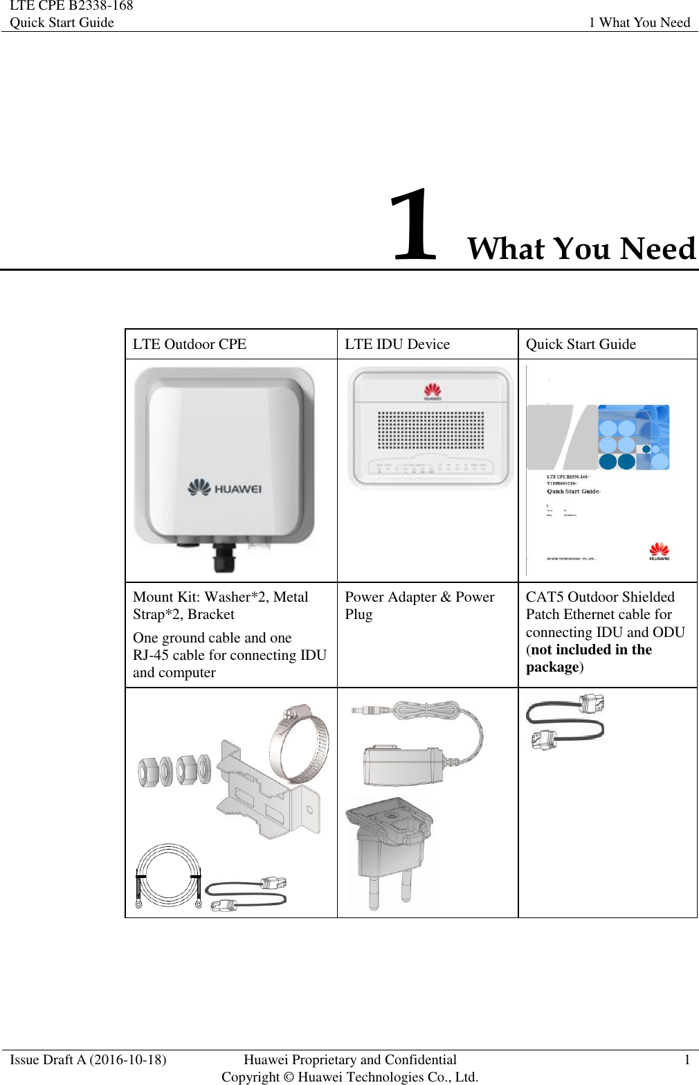 huawei user manual