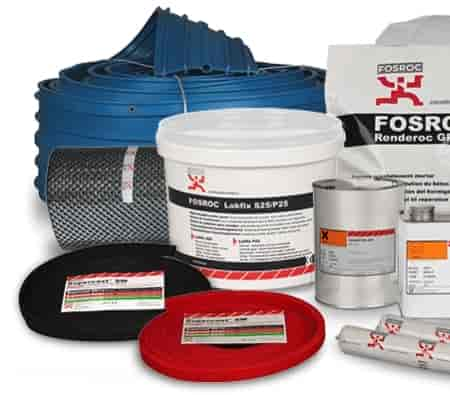 fosroc product catalogue pdf