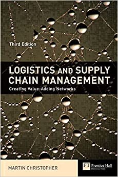 global logistics and supply chain management 3rd edition pdf