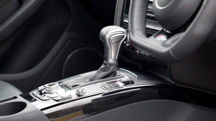 how to put an automatic transmission in a manual car