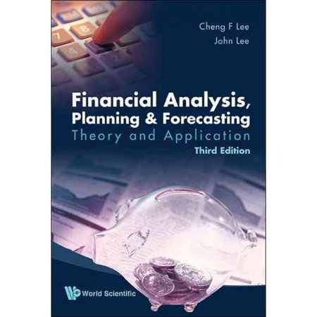 financial analysis planning and forecasting pdf