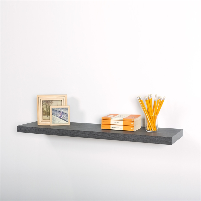 flexi storage floating shelf instructions