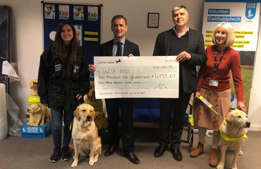 guide dog donation