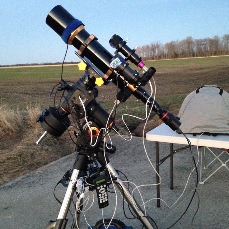 guide scope for astrophotography