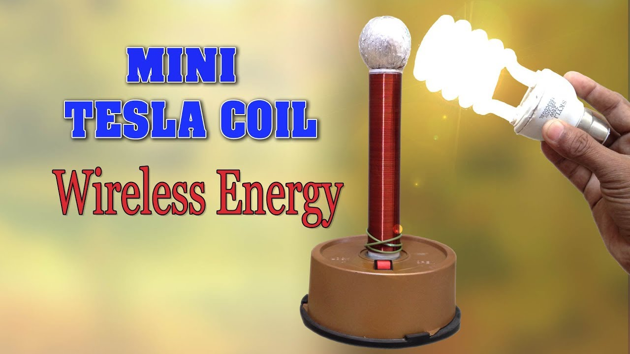 how to make a tesla coil pdf