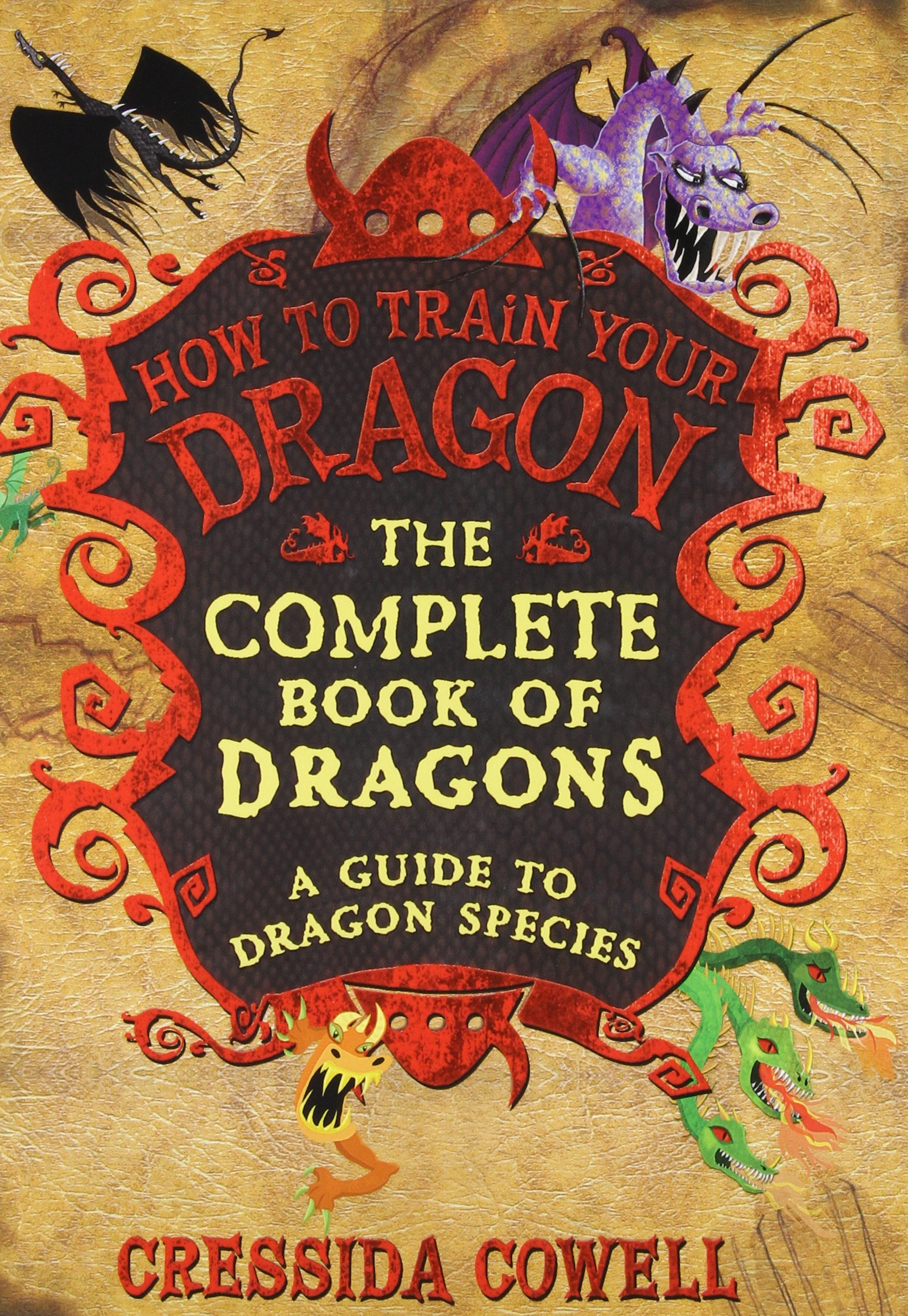 how to train your dragon dragon manual